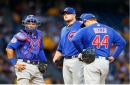 No time to stew: Cubs' Jon Lester moves on to chowda after loss