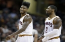 Cavaliers fans can vote for Kyrie Irving, Iman Shumpert among NBA Awards fan categories