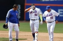 "Yoenis Cespedes leaves Mets game with hamstring injury, could be ""out a while"""