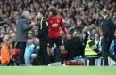 Marouane Fellaini defended by Manchester United manager Jose Mourinho over red card