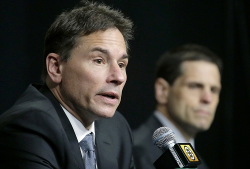 Bruins quick to remove coach Bruce Cassidy's interim tag The Associated Press