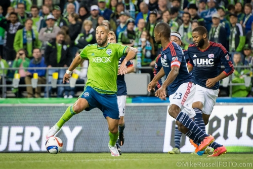 Sounders vs. New England Revolution: TV Schedule, news, highlights, analysis