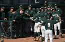 The Only Recap: Michigan State smokes the Rockets in a 11-1 victory