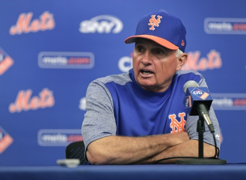 Terry Collins, players critical of Mets' lack of energy