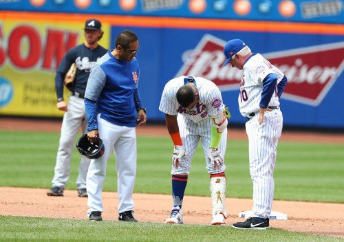 As injury situation worsens, Mets fall 7-5 to Braves