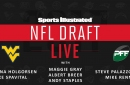 WATCH LIVE: West Virginia's Dana Holgorsen and Jake Spavital join Sports Illustrated's NFL Draft coverage with Andy Staples