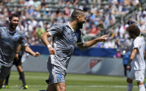 Clint Dempsey says Sounders possession game a sign of confidence