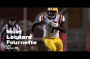 Leonard Fournette selected No. 4 by Jacksonville Jaguars in NFL Draft 2017
