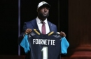 Jaguars take LSU's Leonard Fournette with 4th overall pick