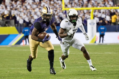 NFL Draft 2017: Wide Receiver John Ross Selected Ninth by the Bengals