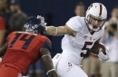 Panthers select RB McCaffrey with 8th pick in NFL draft