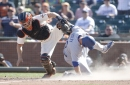 Arroyo's spark not enough for struggling Giants, who break down in 10-inning loss
