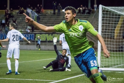 Academy products impress in Sounders 2 loss to San Antonio