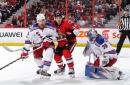 Late Senators Bounce Dooms Rangers In Game 1