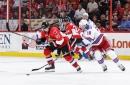 Ottawa Senators Defeat New York Rangers 2-1 in Series Opener