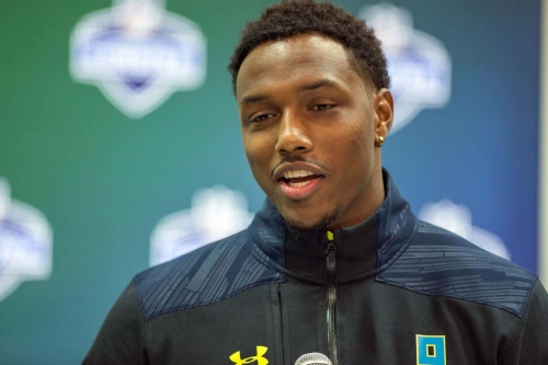 2017 NFL Draft: The Dallas Cowboys Select Taco Charlton With The 28th Overall Pick