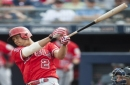Angels Notes: Andrelton Simmons not being considered for leadoff spot