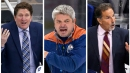 Coach of year nomination is about a team's entire stable, says Oilers' Todd McLellan