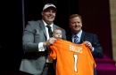 Broncos players react to draft pick of Garett Bolles
