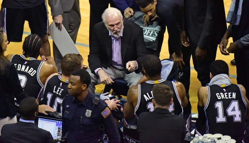 Spurs advance: San Antonio beats Grizzlies 103-96 in Game 6 The Associated Press