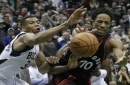 Raptors eliminate Bucks in Game 6 to advance against Cavaliers in Round 2 of NBA playdowns