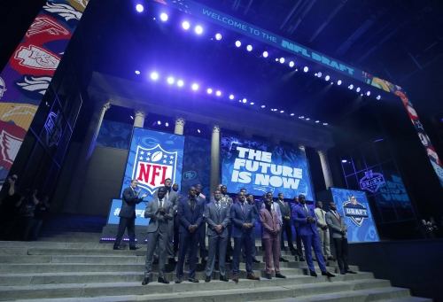 Risky draft move: Seahawks' trades out of 1st round put brain trust in the heat