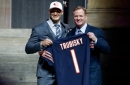The Chicago Bears Do the Quarterback Shuffle