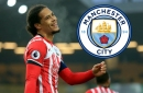 Pep Guardiola leads Liverpool and Chelsea in Virgil van Dijk transfer pursuit