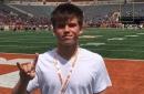 Texas offers kicker Cameron Dicker