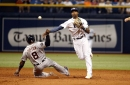 Tim Beckham is making a case to remain the starting Shortstop