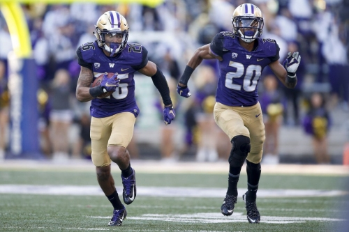 Friday Dots: Plenty of Huskies Could be Day Two Draft Picks