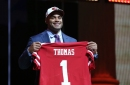 49ers first round pick Solomon Thomas excited to join Pac 12 players