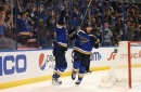 Predators at Blues Preview: Paajarvi out, Barbashev in