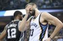 Report Card: San Antonio Spurs vs. Memphis Grizzlies
