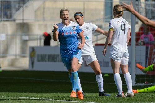 Chicago Red Stars Go Rose-Clipping In Week 3
