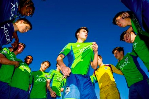 Seattle Sounders to sign deal with Merced Atlas Soccer Academy