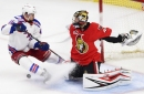 Life of a goalie in Eastern playoff series is complicated The Associated Press
