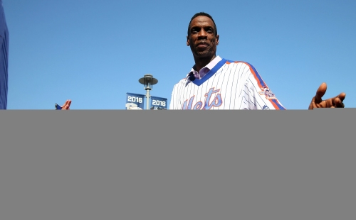 Gooden Gets Key To City 31 Years After Mets World Series Win