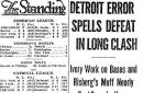 Sox Century: April 28, 1917