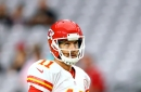 Chiefs' Alex Smith told Patrick Mahomes he'll be in his corner