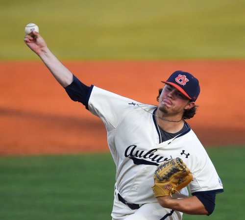 No. 5 Auburn baseball vs. No. 8 Mississippi State live score updates, analysis