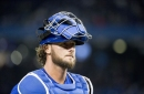 Blue Jays designate catcher Saltalamacchia for assignment
