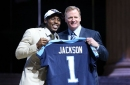 Titans first round picks choose their jersey numbers