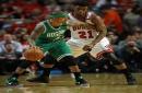 Bradley scores 23, Celtics eliminate Bulls 105-83 The Associated Press