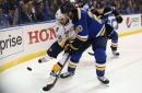 Nashville Predators 2, St. Louis Blues 3: Tarasenko's Late Goal Evens Series