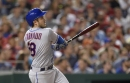 Travis d'Arnaud, Jacob deGrom step up in Mets win over Nationals