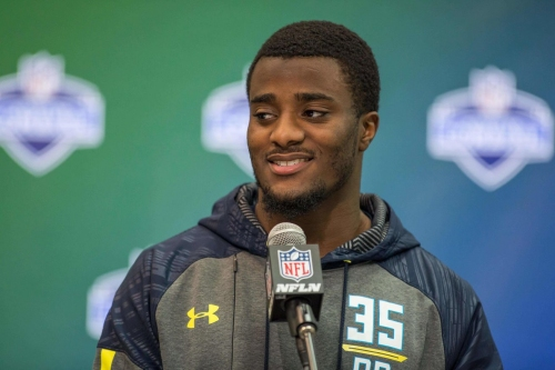 2017 NFL Draft: Dallas Cowboys Select Jourdan Lewis With The #92 Pick