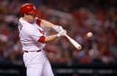 Cardinals (Almost) Rout Reds, Pass .500