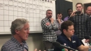 John Schneider and Pete Carroll talk about the Seahawks draft