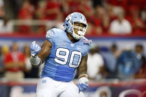 NFL Draft results 2017: Nazair Jones taken in the third round by the Seattle Seahawks
